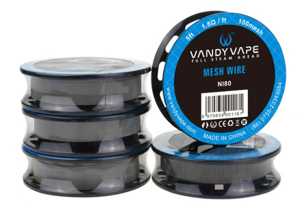 Vandy Vape Mesh Draht