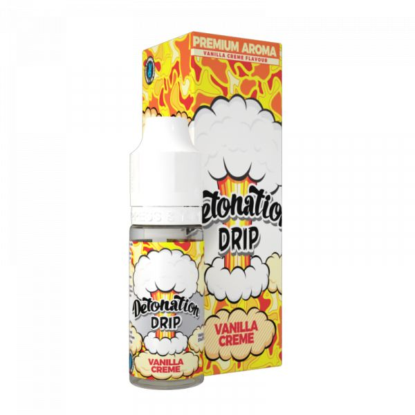 Detonation Drip Aroma Vanilla Creme