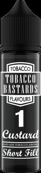 Tobacco Bastards - No. 1 Custard - 50ml Shortfill