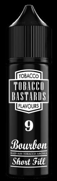 Tobacco Bastards - No. 09 Bourbon - 50ml Shortfill