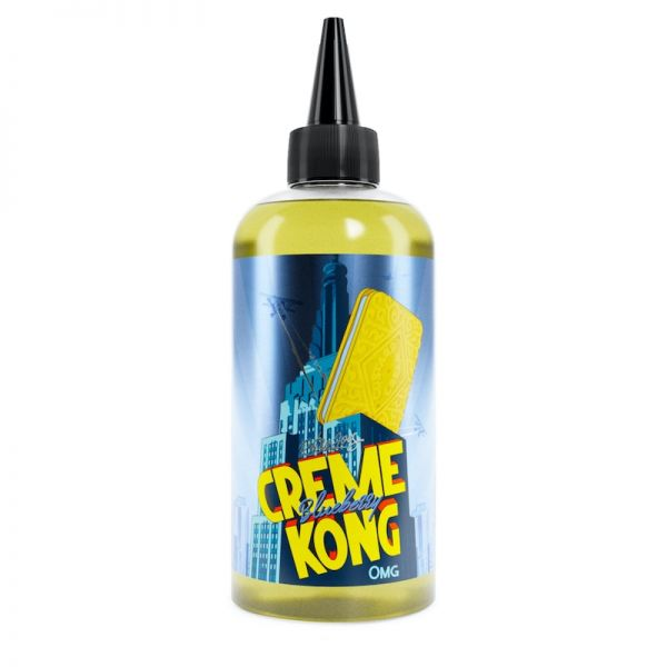 Creme Kong - Blueberry - 200ml Shortfill