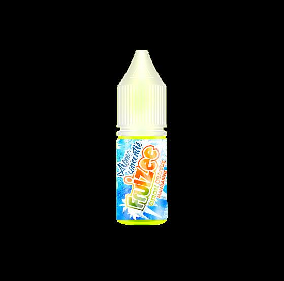 Fruizee - Citron Orange Mandarine - 10ml Aromakonzentrat