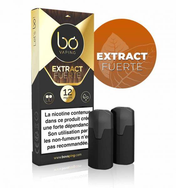 bo Caps Extract Fuerte - 12mg