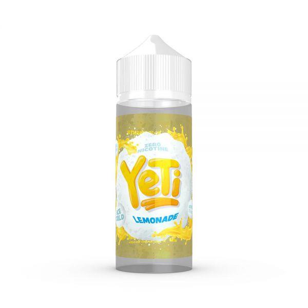 Yeti Lemonade - 100ml Shortfill