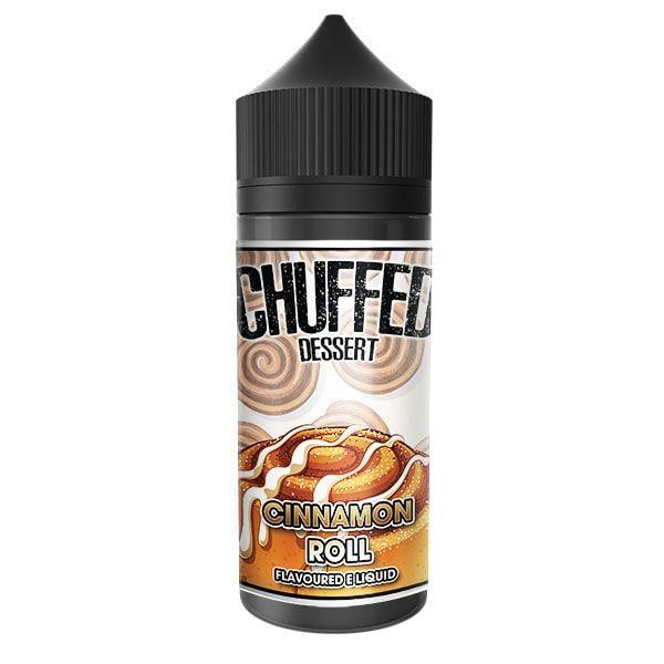 Chuffed Dessert - Cinnamon Roll - 100ml Shortfill
