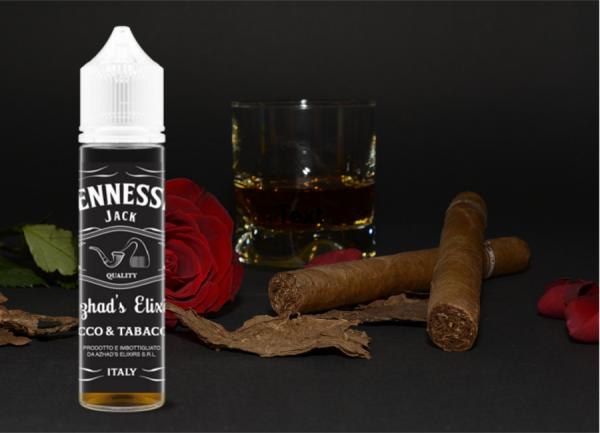 Azhad's Elixirs - Bacco & Tobacco - Tennessee Jack - 40ml Shortfill