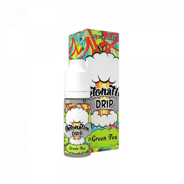Detonation Drip Aroma Green Tea