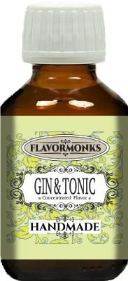 Flavormonks - Gin Tonic Aroma