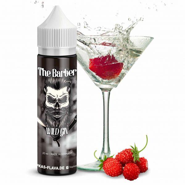 Kapka's Flava - The Barber Wild Gin - Longfill
