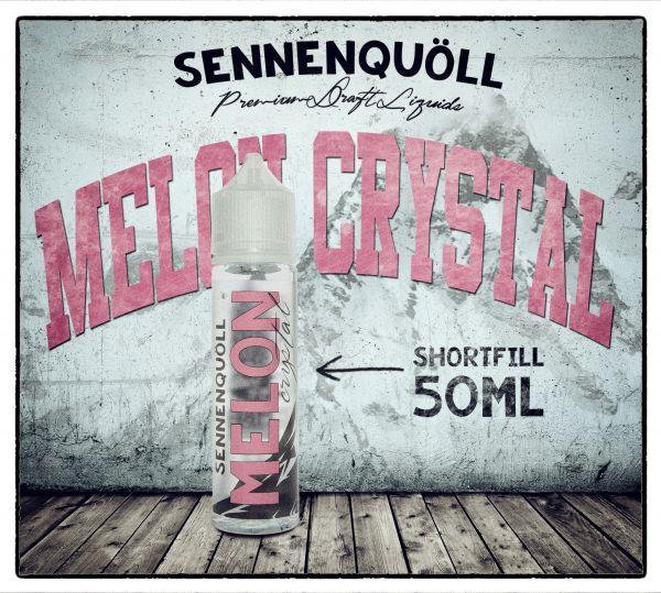 Sennenquöll Glacier Water - Melon Crystal