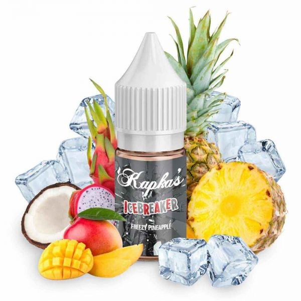 Kapka's - Icebreaker - 10ml Aromakonzentrat
