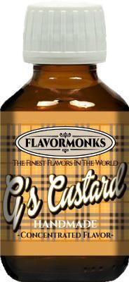 Flavormonks - GS Custard Aroma