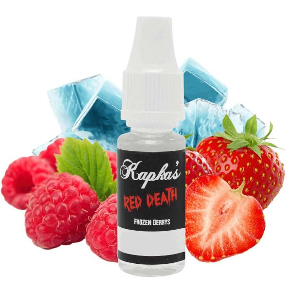 Kapka's - Red Dead - 10ml Aromakonzentrat