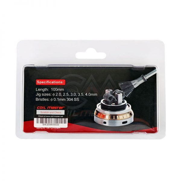 Coil Master Vape Brush