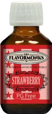 Flavormonks - PG Free - Strawberry Aroma