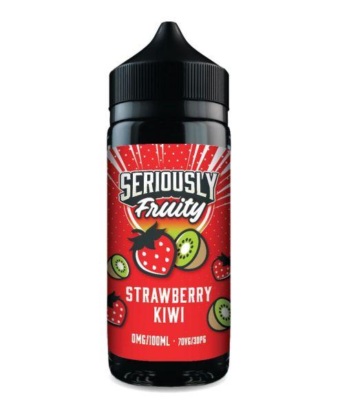 Seriously Fruity - Strawberry Kiwi - 100ml Shortfill