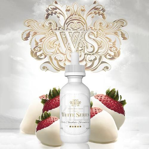 Kilo White Series White Chokolate & Strawberry