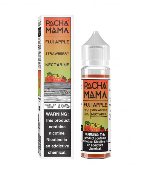 Pacha Mama Fuji Apple - 50ml Shortfill